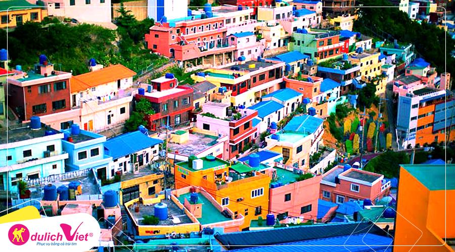 Du lịch Hàn Quốc: Thành phố biển Busan 4 ngày 3 đêm giá tốt từ Hà Nội