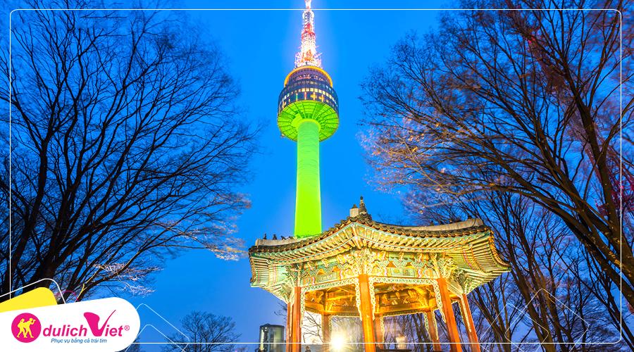 Du lịch Hàn Quốc mùa Thu - Seoul - Everland - Đảo Nami từ Hà Nội giá tốt