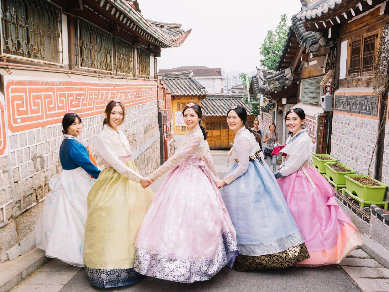 Du lịch Hàn Quốc 5 ngày giá tốt khởi hành từ Hà Nội năm 2019