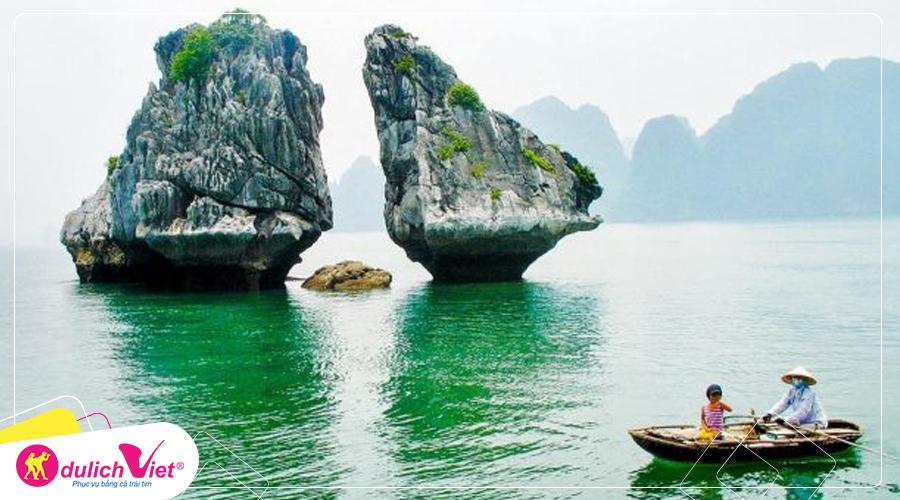 Tour du lịch khám phá Hạ Long 2 ngày khởi hành từ Hà Nội giá tốt