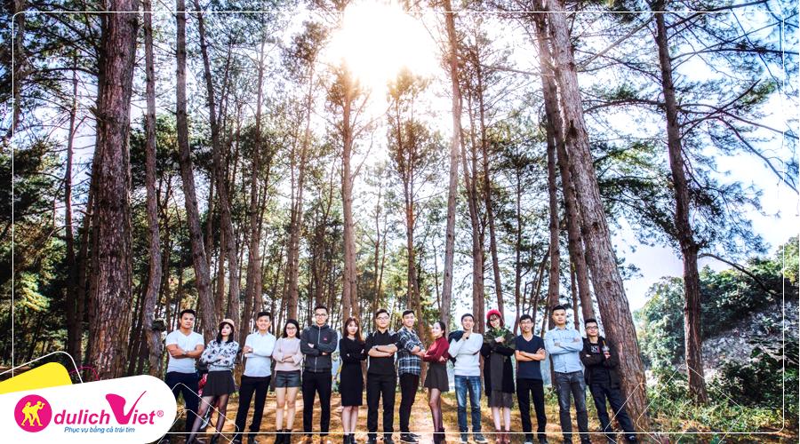 Tour du lịch Mộc Châu Tết Dương Lịch 2 ngày giá tốt khởi hành từ Hà Nội