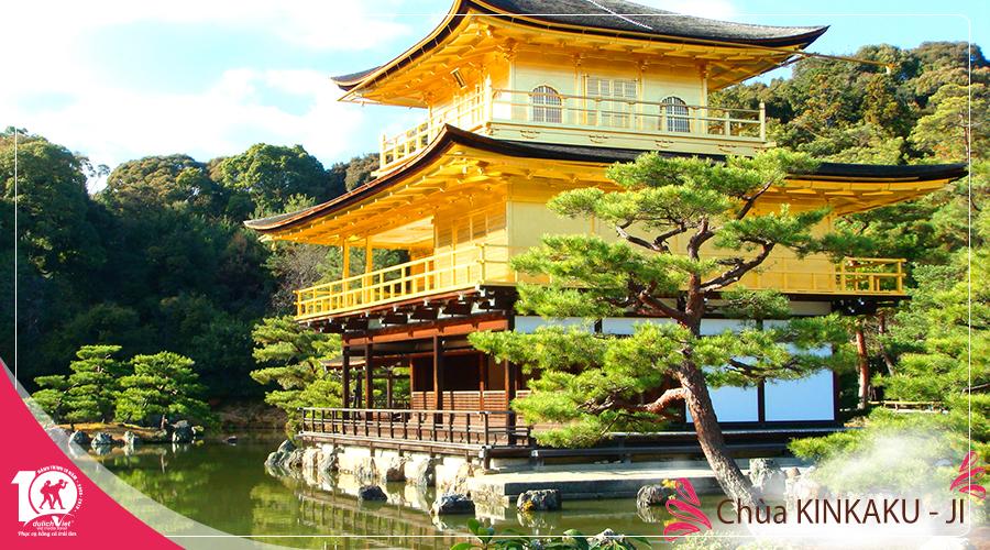 Tour Nhật Bản 5 ngày mùa lá đỏ khởi hành từ Hà Nội