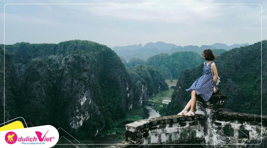 Du lịch Hang Múa Ninh Bình 1 ngày giá tốt từ Hà Nội