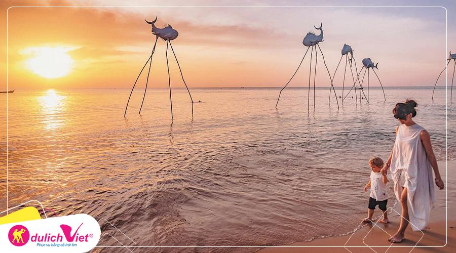 Du lịch Phú Quốc 4 ngày khám phá  biển hè giá tốt khởi hành từ Hà Nội