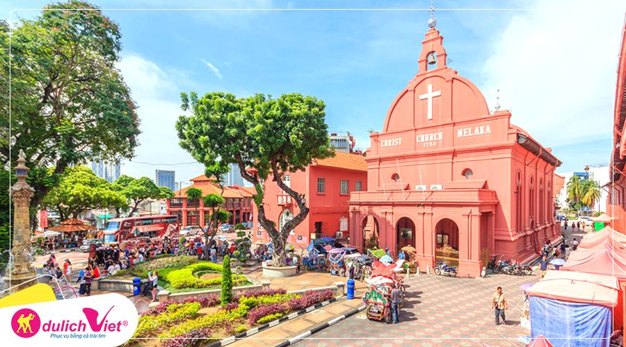 Du lịch Singapore - Malaysia hành trình hai quốc gia khởi hành từ Hà Nội