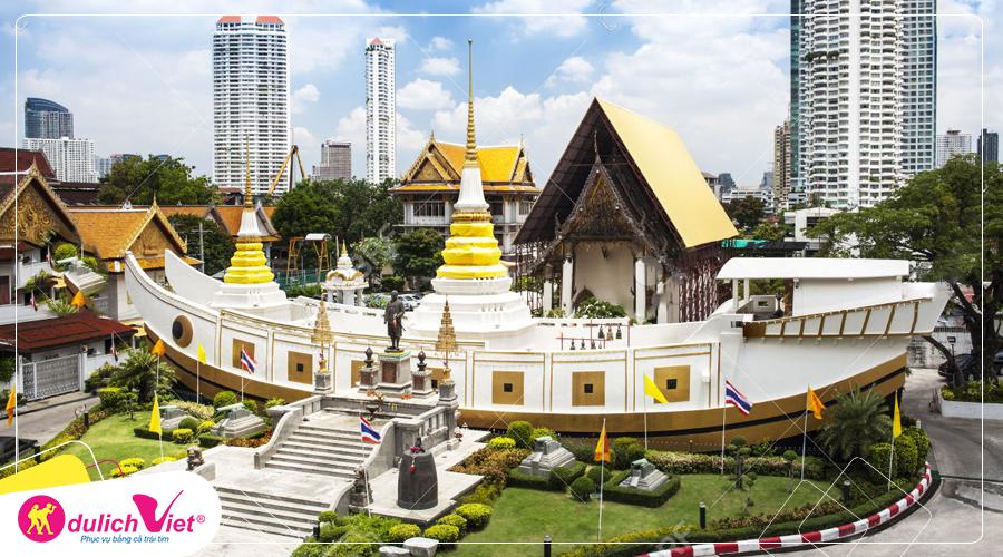 Du lịch Thái Lan: Bangkok - Pattaya mới 5 ngày giá tốt từ Hà Nội năm 2019