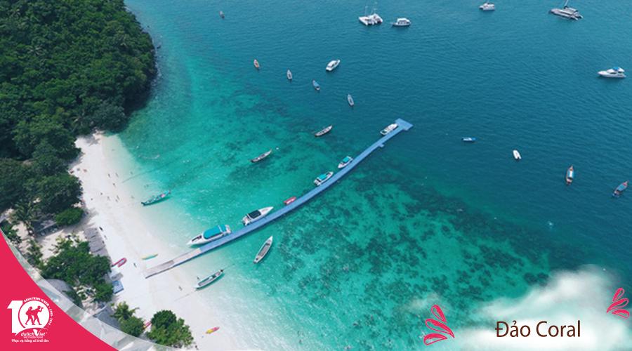 Tour Bangkok - Pattaya 5 ngày giá tốt 2019 khởi hành từ Hà Nội