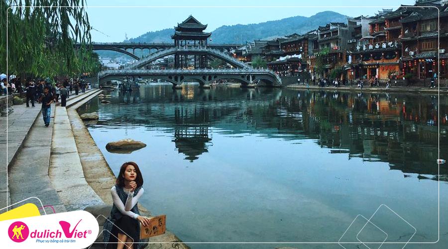 Du lịch Trương Gia Giới 4 ngày đường bay giá tốt từ Hà Nội năm 2019
