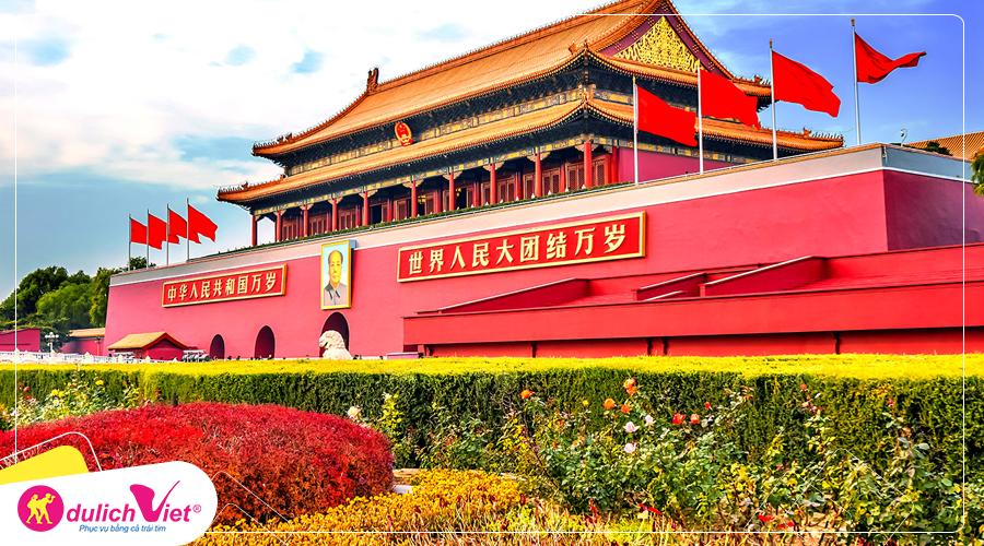 Du lịch Trung Quốc mùa Thu - Bắc Kinh từ Hà Nội giá tốt 2019