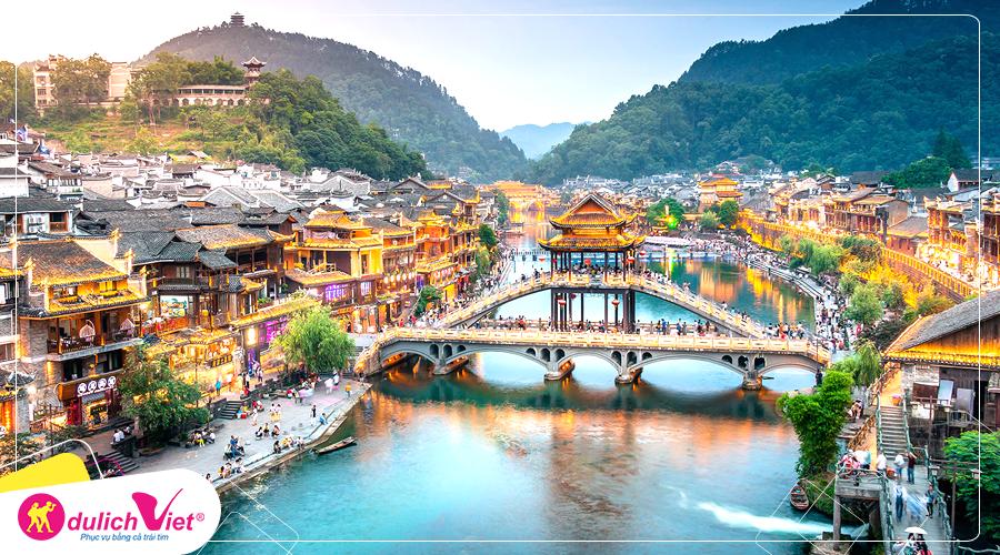 Tour du lịch Phượng Hoàng Cổ Trấn 5 ngày giá tốt từ Hà Nội