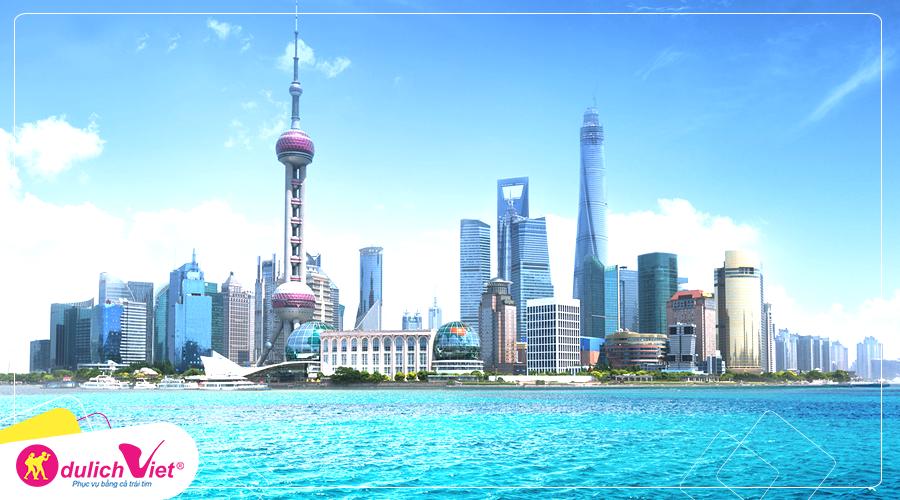 Du lịch Trung Quốc Bắc Kinh - Thượng Hải - Hàng Châu - Tô Châu từ Hà Nội 2019