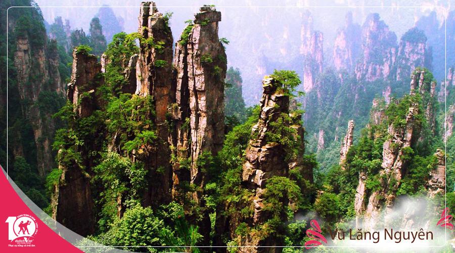 Tour Trương Gia Giới 4 ngày đường bay giá tốt từ Hà Nội