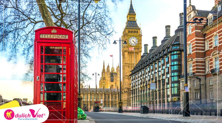 Du lịch liên tuyến Anh - Brunei 6 ngày khởi hành từ Hà Nội giá tốt 2020