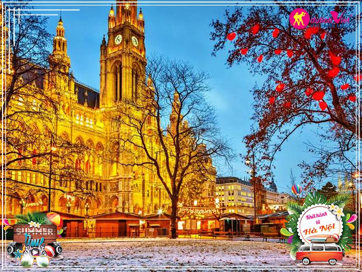 Tiếng Gọi Của Mùa Thu Châu Âu!