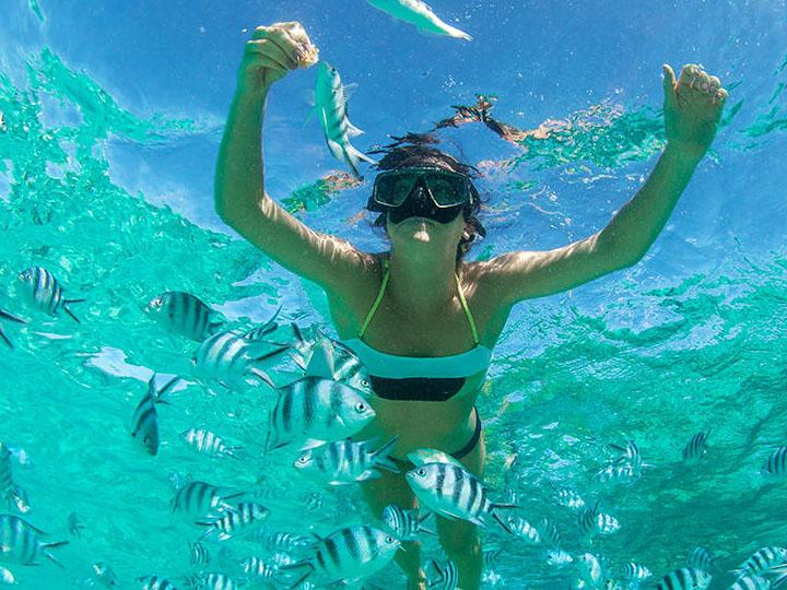 Coral – Thiên đường ngủ quên của Thái Lan