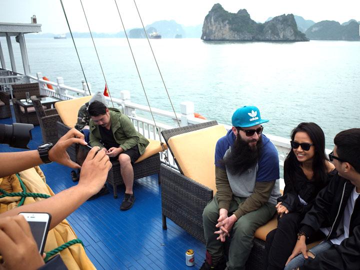 Tìm hiểu vẻ đẹp phim Kong Skull Island - Đảo Đầu Lâu tại Hạ Long