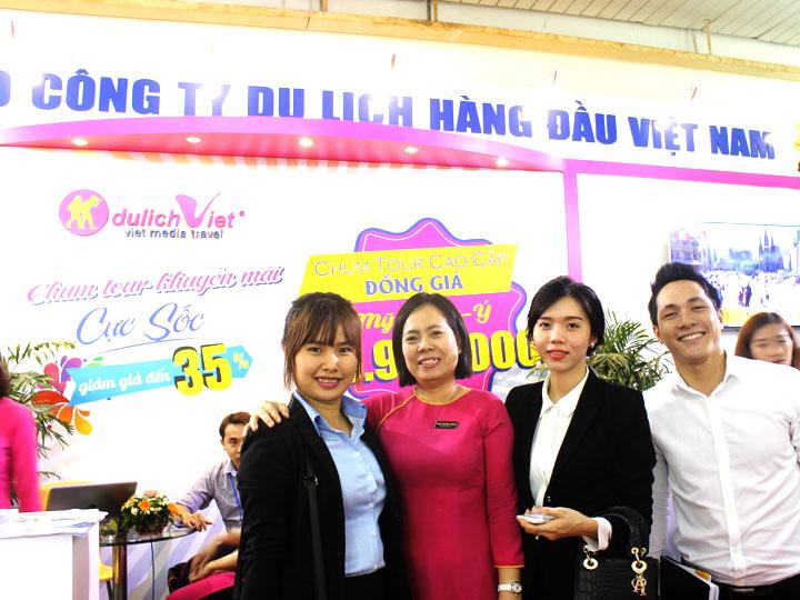 Hội chợ Du lịch quốc tế Việt Nam 2017 có gì mới?