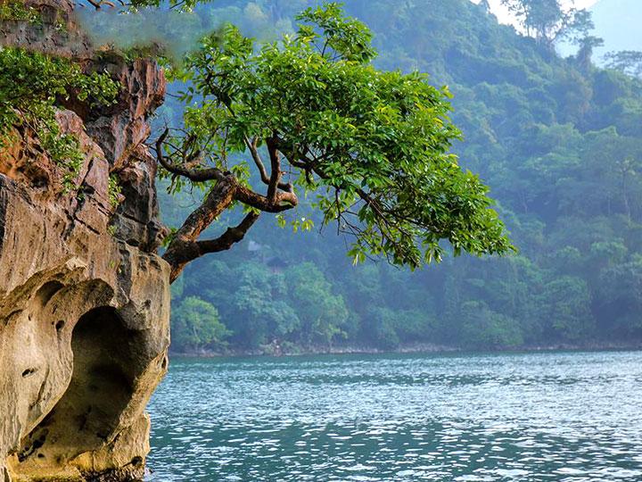 Du lịch Hồ Ba Bể - Thác Bản Giốc 3 ngày giá tốt từ Hà Nội 2017