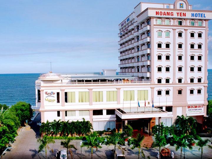 Tour Free and Easy Quy Nhơn - Khách sạn Hoàng Yến 3* từ Hà Nội
