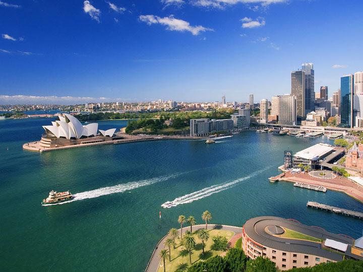 Khám phá vẻ đẹp mùa đông Châu Úc  6 ngày 5 đêm khởi hành từ Hà Nội