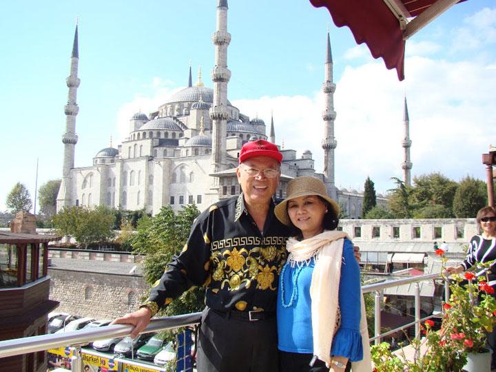 Du lịch Thổ Nhĩ Kỳ - Hy Lạp dịp Tết Nguyên đán 2017 từ Hà Nội