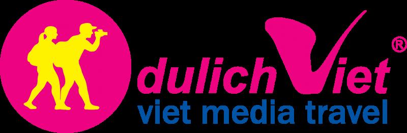Logo Du Lịch Việt đã được đăng ký bản quyền