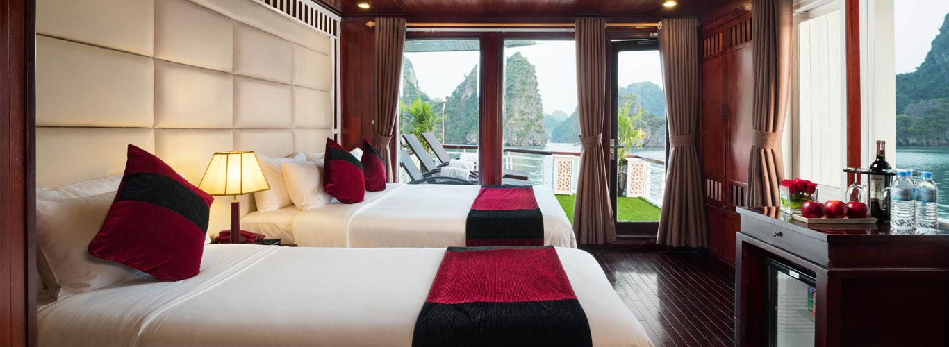 Kết quả hình ảnh cho Halong Bay 3 days 2 nights with Paloma Cruise