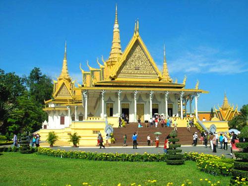 Cảm nhận Tour Campuchia – Siem Riep – Phnompenh 4 ngày (18,27,28/4/13)