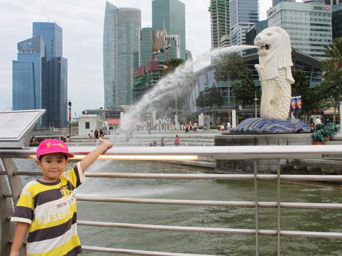 Cảm nhận của Khách Hàng về Tour Du lịch Singapore 4 ngày (28/4/2013)