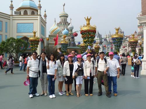 Cảm nhận khách hàng đi Tour Hàn Quốc ngày 18/09/2013