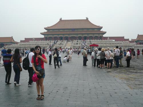 Phản hồi khách hàng sau khi đi tour Trung Quốc ngày 13/04/2014