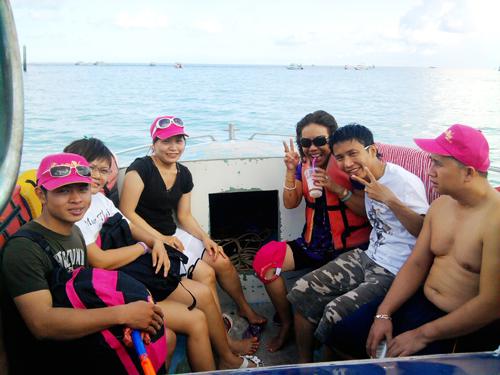 Cảm nhận của Du Khách về Tour Du lịch Thái Lan dịp lễ 30/4 (26,27/04/2013)