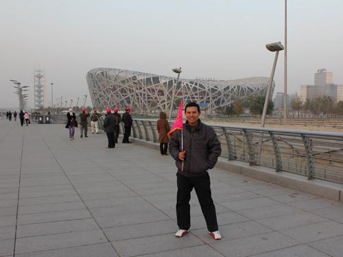 Cảm nhận khách hàng đi Tour Trung Quốc ngày 02/02/2014