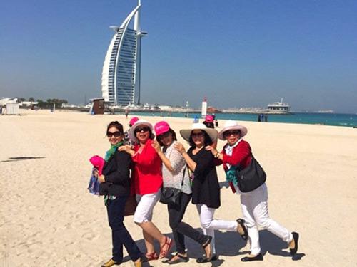 Phản hồi khách hàng sau khi đi Tour Dubai ngày 28/03/2014