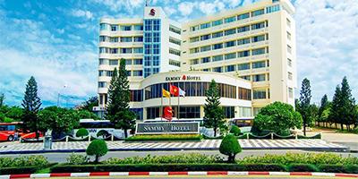 Đặt phòng khách sạn Sammy Vũng Tàu giá tốt