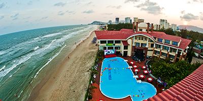 Đặt phòng khách sạn Intourco 4 sao tại Vũng Tàu giá tốt