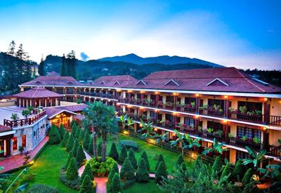 Đặt phòng khách sạn Victoria Sapa Resort