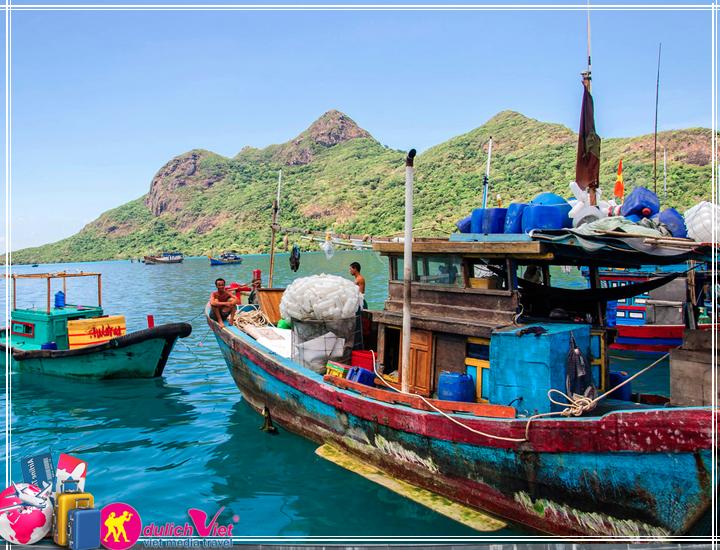 Du lịch Côn Đảo 2 ngày 1 đêm bay từ Sài Gòn giá tốt từ Sài Gòn 2016