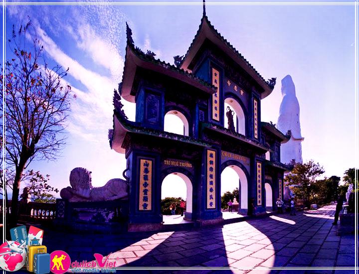 Du lịch Miền Trung - Đà Nẵng - Bà Nà - Hội An 3 ngày siêu khuyến mãi 2017