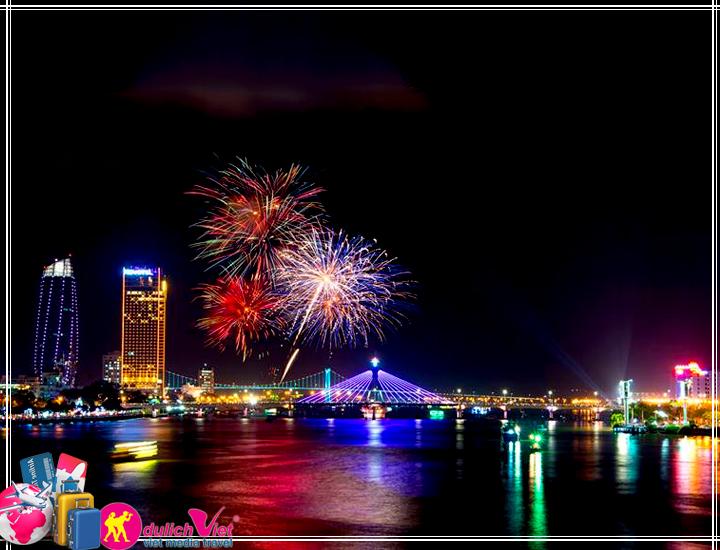 Du lịch Miền Trung - Thiên Đường 4N xem pháo hoa Quốc tế Đà Nẵng 2017
