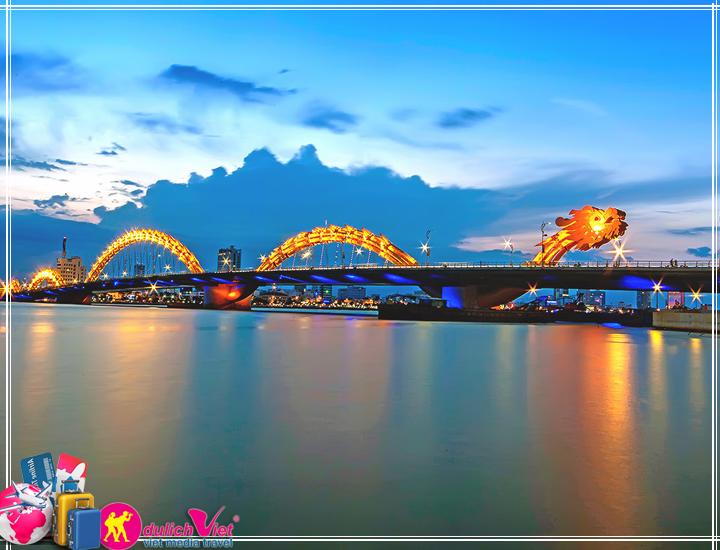 Tour Miền Trung - Đà Nẵng - Phong Nha bay từ Sài Gòn (T11/2017)
