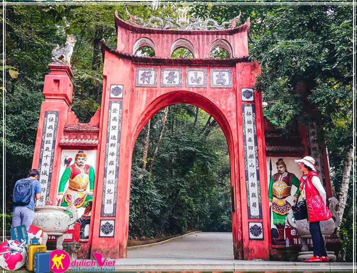 Tour Miền Bắc - Đông Bắc - Hà Giang 4 ngày khuyến mãi mùa hoa tam giác mạch 2017
