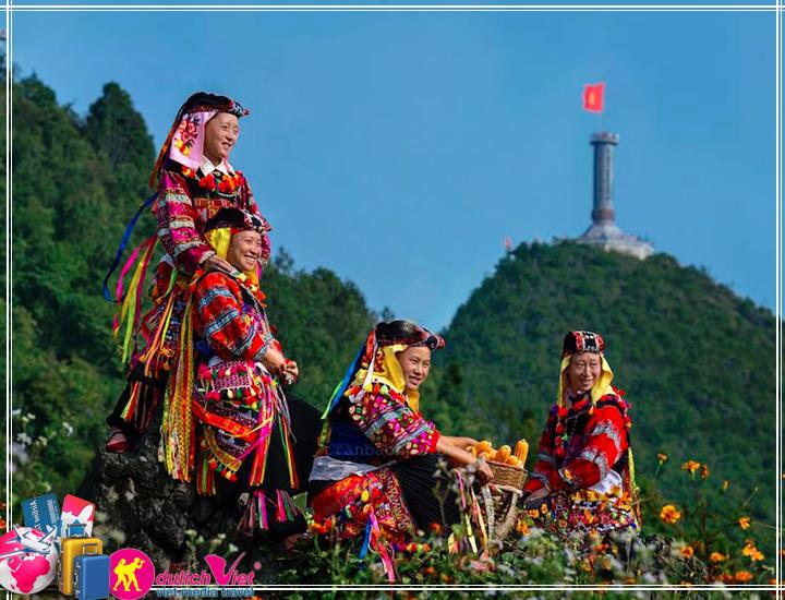 Du lịch Miền Bắc - Đông Bắc - Hà Giang - Phố Cáo 5 ngày giá tiết kiệm