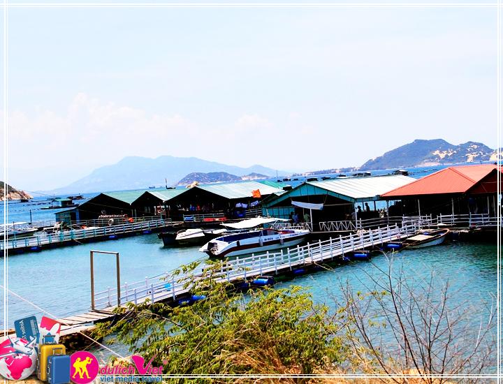 Du Lịch Ninh Chữ - Resort Ngọc Sương - Đảo Bình Ba lễ 30/4 giá tốt
