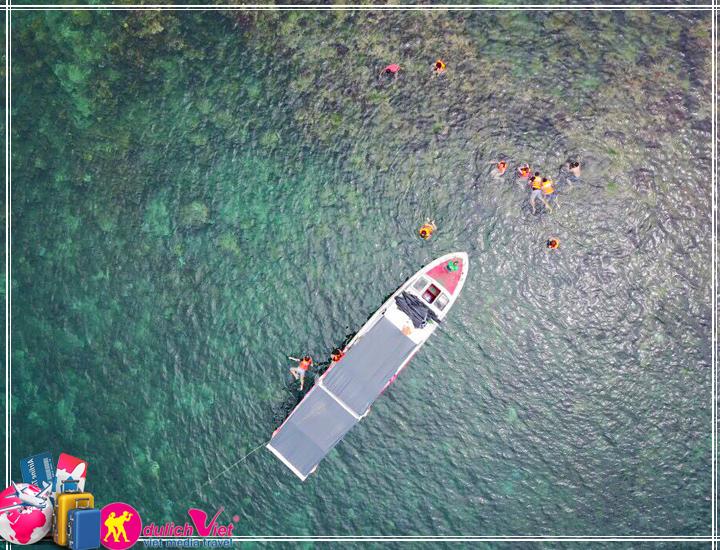 Tour Tết Dương Lịch 2018 Đảo Bình Hưng - Ninh Chữ 3 ngày 2 đêm giá tốt