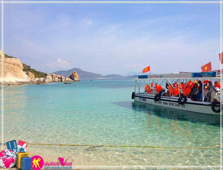 Du lịch Miền Trung - Đảo Bình Hưng - Ninh Chữ mùa Thu 2017
