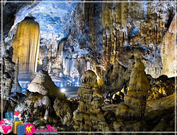 Tour Đà Nẵng - Thiên Đường 4 ngày khuyến mãi ITE bay Vietnam Airlines