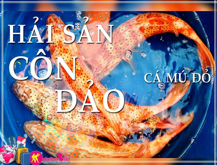 Du Lịch Sóc Trăng - Cồn Mỹ Phước - Côn Đảo 4 ngày khởi hành từ Sài Gòn