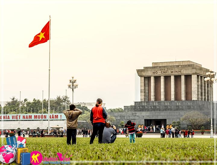 Du lịch Xuyên Việt - Hà Nội - Hạ Long - Sapa - Đà Nẵng bay từ Sài Gòn