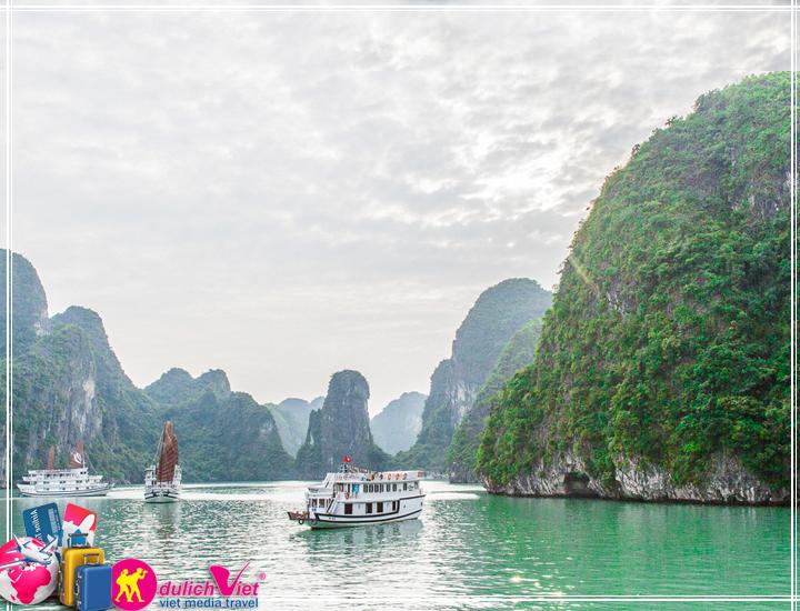 Du lịch Miền Bắc 3 ngày dịp giáng sinh và tết Dương Lịch 2018 giá tốt